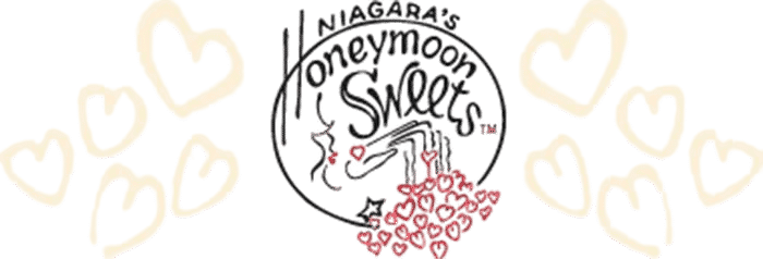 Niagara's Honeymoon Sweets Logo