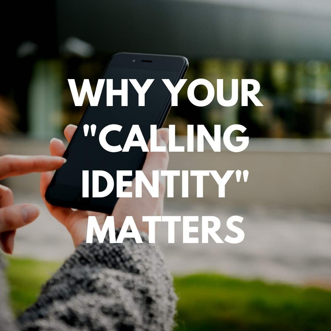 Why Your Calling Identity Matters Blog Post Cover