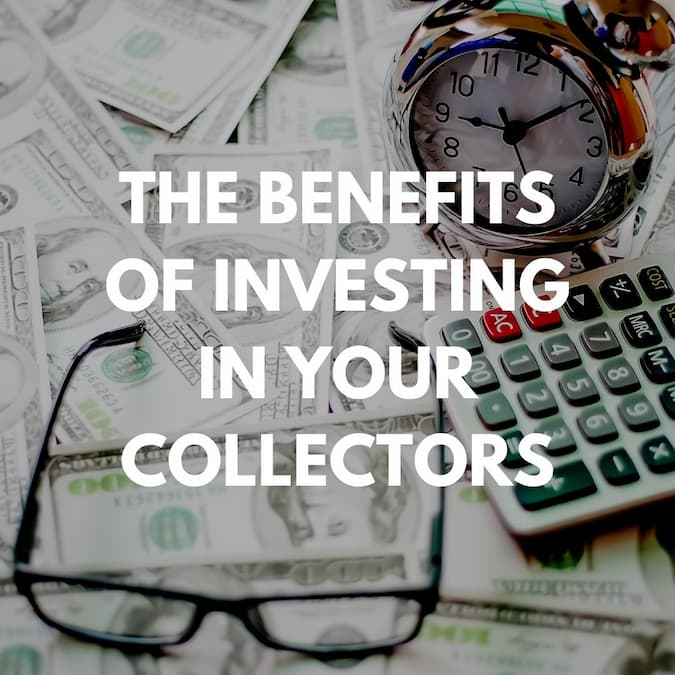 The Benefits of Investing in Your Collectors Blog Post Cover