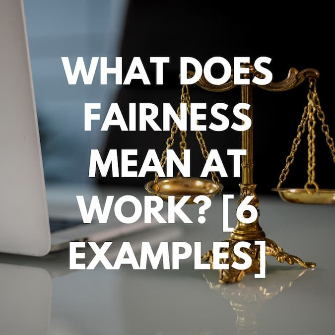 What Does Fairness Mean at Work Blog Post Cover