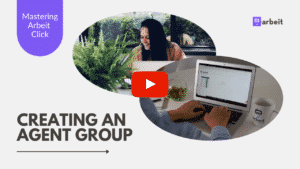 How to Create an Agent Group